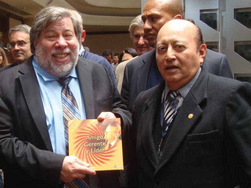Steve Wozniak - Arnold Encomendero