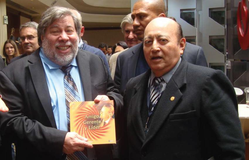 Wozniak y Arnold Encomendero