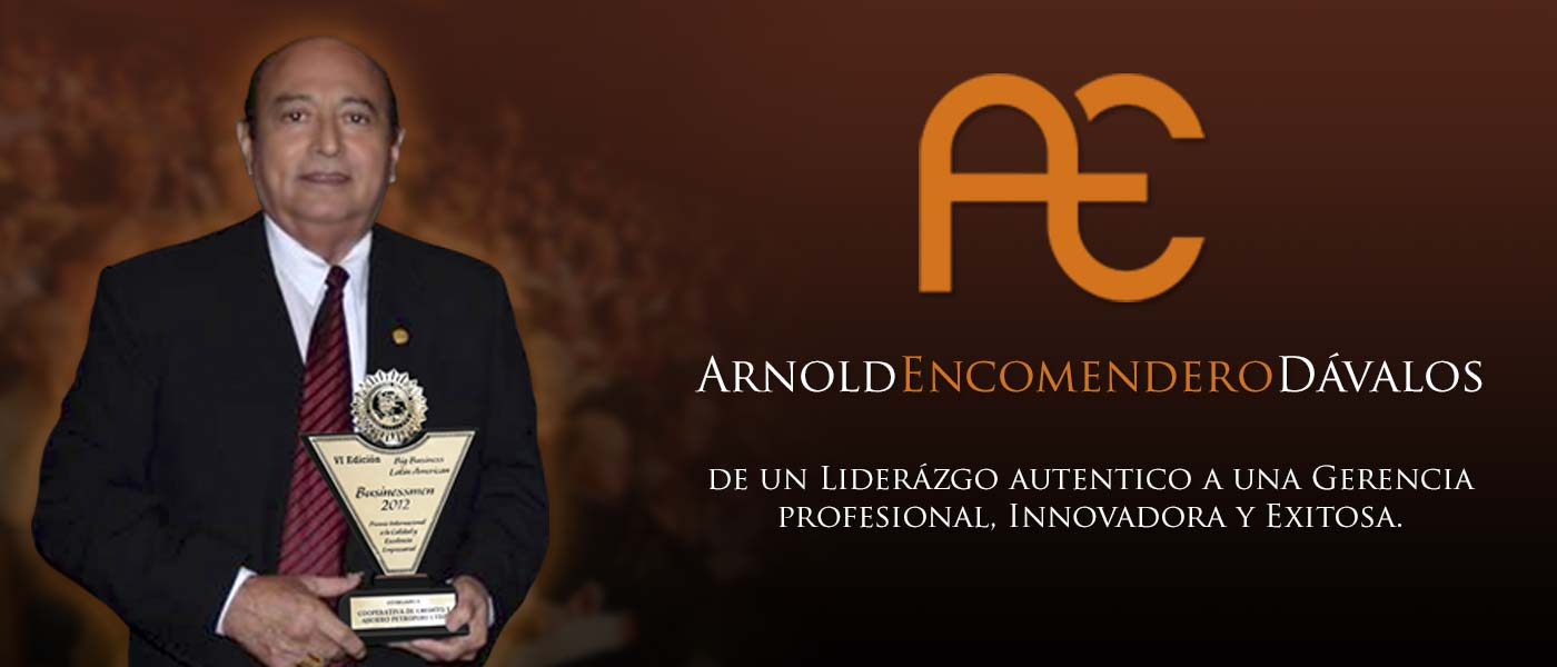 Arnold Encomendero Dávalos